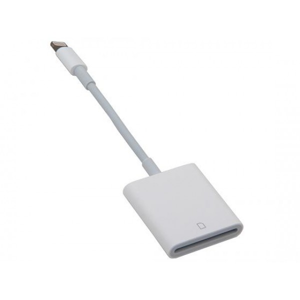 Lightning to SD Card camera reader MD822ZM/A