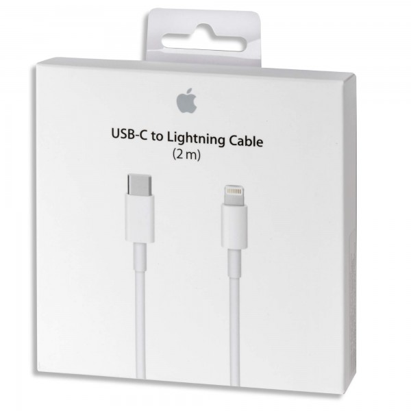 Apple USB-C to Lightning Cable 2m (MKQ42ZM/A)