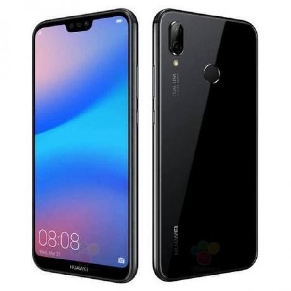Huawei P20 Lite 4G 64GB Dual-SIM black