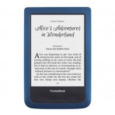 "eBook четец POCKETBOOK Aqua 2 PB641, 6"", Тъмносин, водоустойчив"
