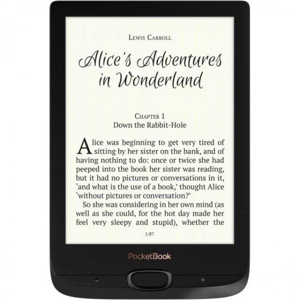 "eBook четец PocketBook Basic Lux 2 PB616, 6"", черен"