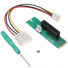 M2 to PCI-E
