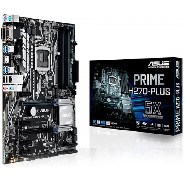 Дъно (motherboard) Asus H270-Plus