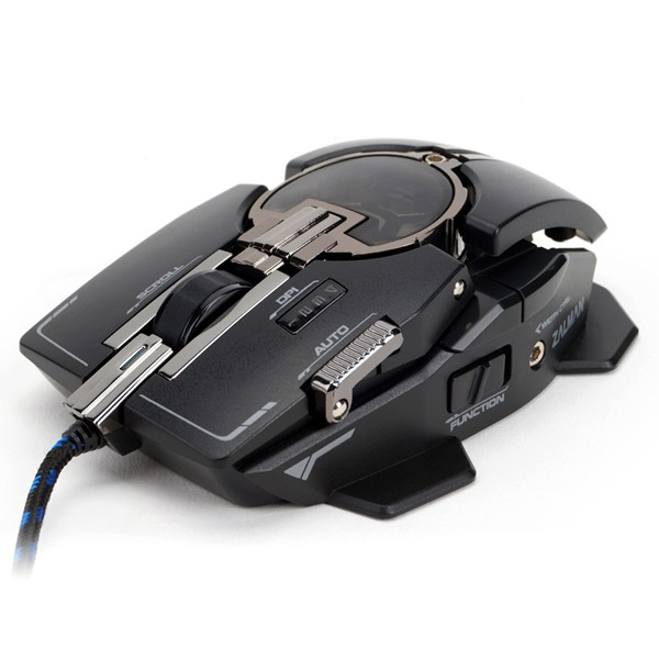 Zalman Геймърска мишка Mouse Knossos Laser Gaming Professional ZM-GM4