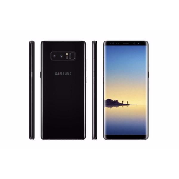 SAMSUNG GALAXY NOTE 8 DUAL-SIM 64GB BLACK