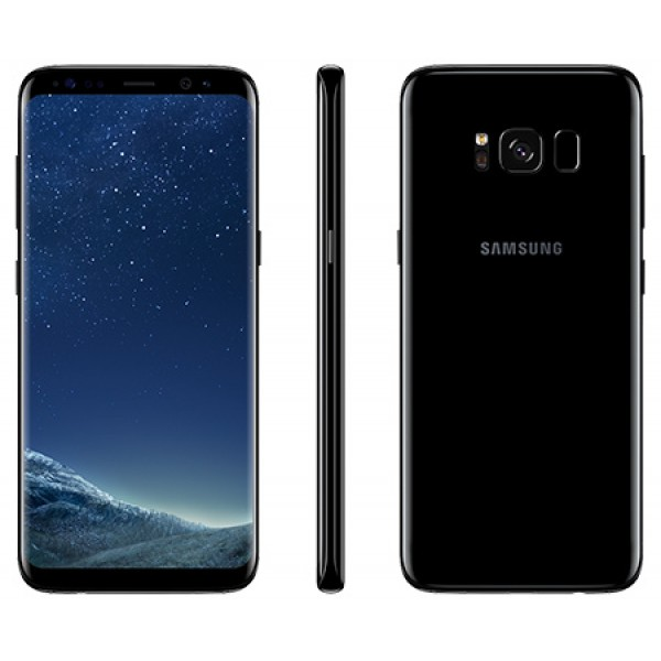 Samsung G950 Galaxy S8 4G 64GB midnight black